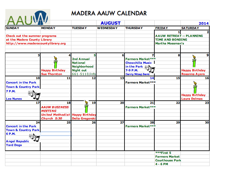 August revised